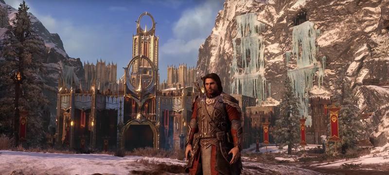 Демонстрация системы кастомизации в Middle-Earth: Shadow of War