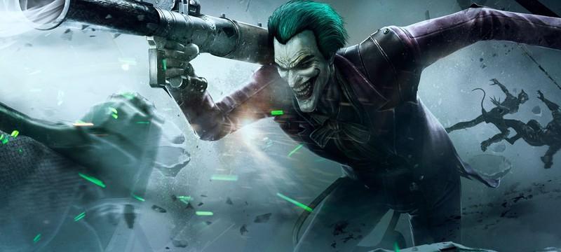 Джокер подтвержден для Injustice 2 списком достижений