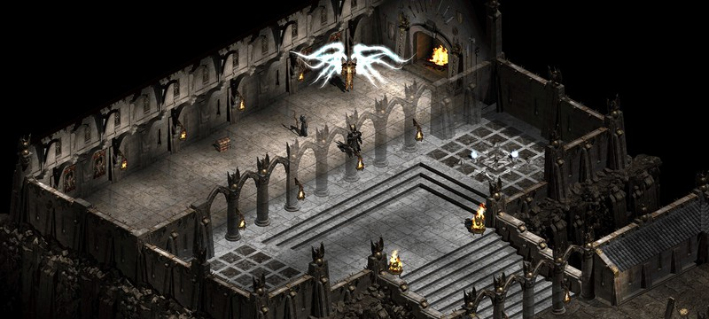 Сделать полноценный ремастер Diablo 2 будет крайне сложно