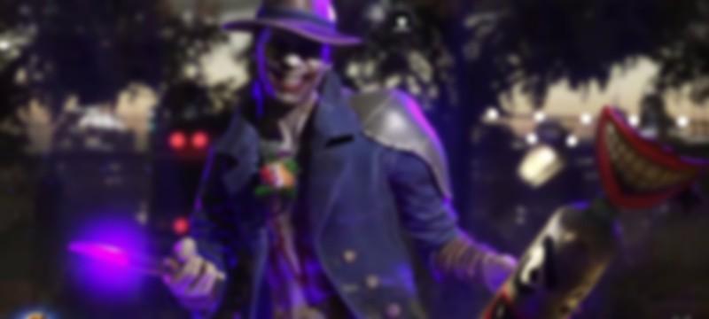 Утечка: первый взгляд на Джокера в Injustice 2