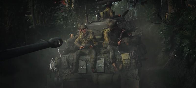 В Call of Duty: WWII вам придется ползти к медику, никакой регенерации Росомахи