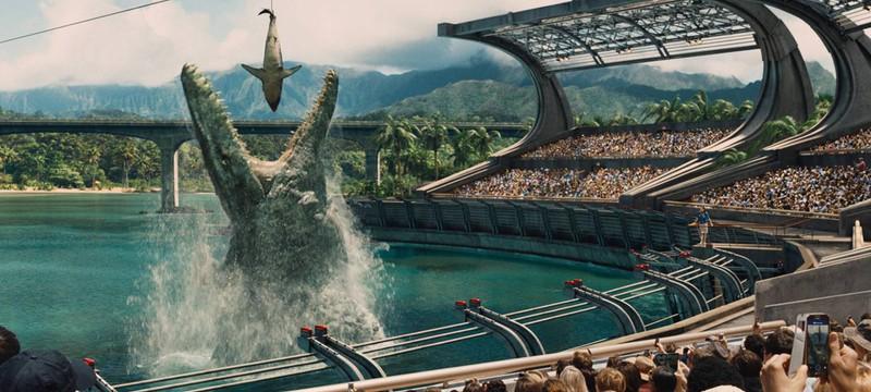 В Jurassic World 2 будет подводная битва динозавров