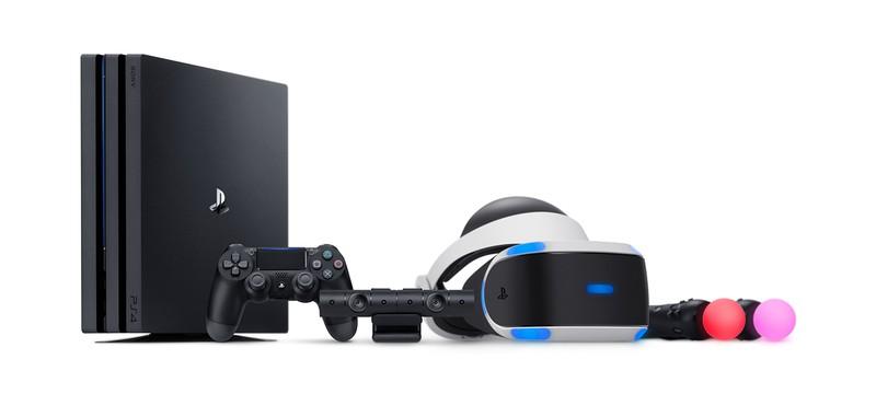 Поставки PS4 достигли 60 миллионов коробок