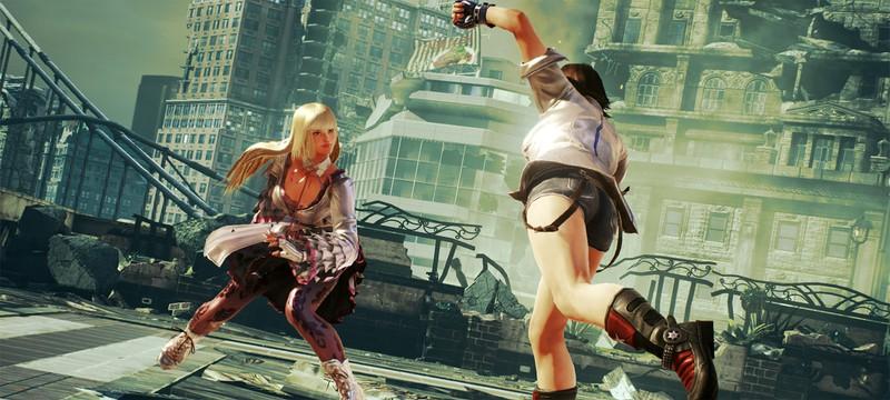 Первое видео Tekken 7 в режиме PS VR