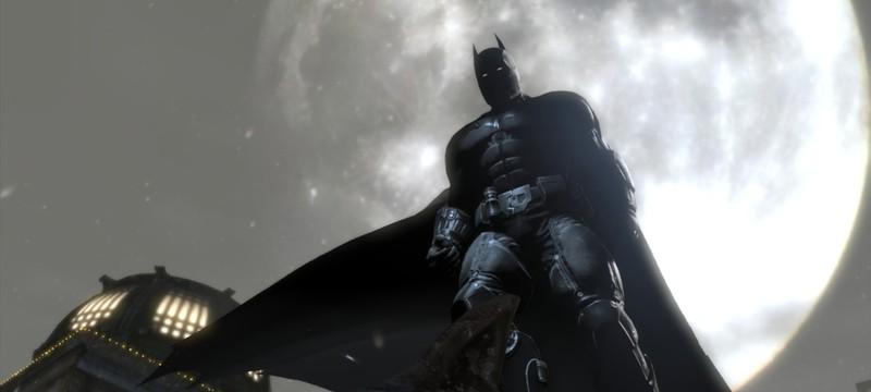 Слух: разработка новой игры про Бэтмена от Warner Bros. была перезапущена