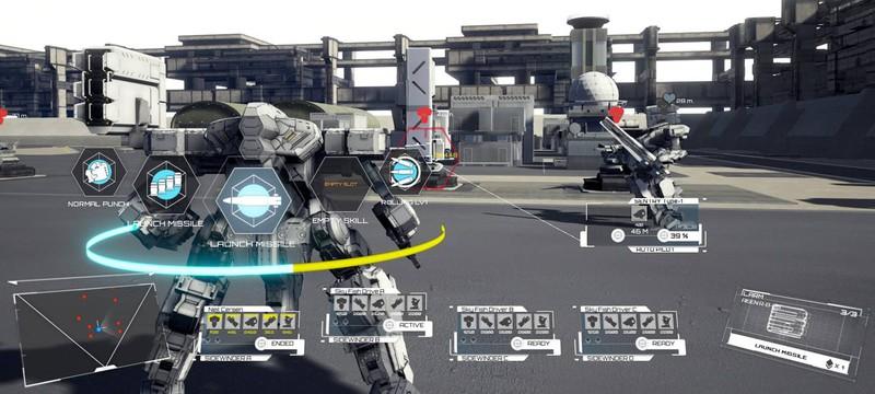 Тактический экшен Dual Gear выйдет лишь в следующем году