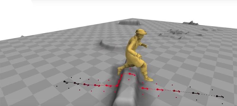 Вот как выглядит игровая процедурная анимация нового поколения
