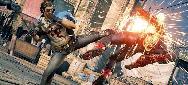 Пять минут нового геймплея Tekken 7