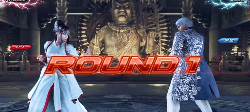 Новый геймплей Tekken 7: Кадзуми против Ли