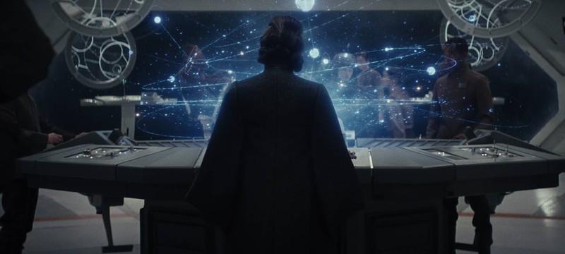 Райан Джонсон попросил Джей Джея Абрамса изменить финал The Force Awakens