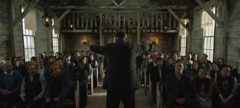 Apostle Гарета Эванса будет мистической драмой