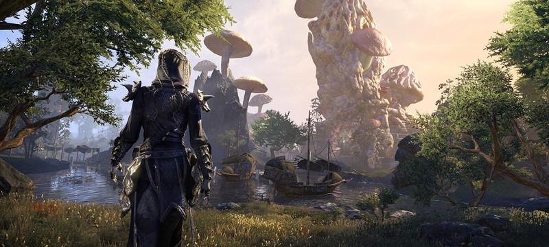 Новый трейлер The Elder Scrolls Online: Morrowind — руины дварфов
