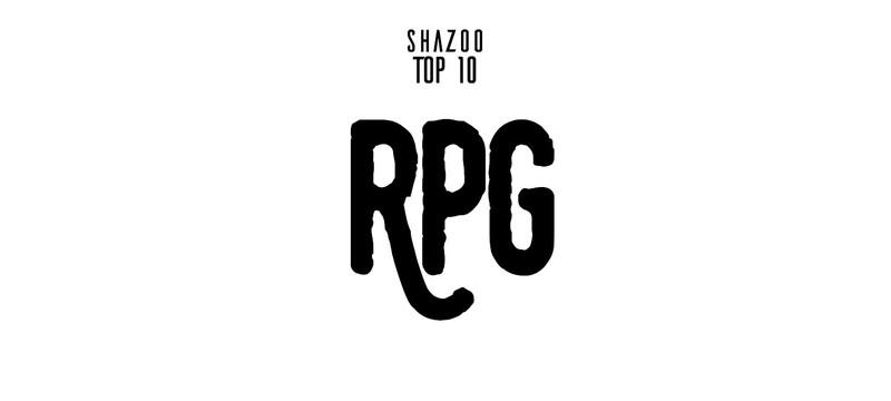 Топ-10 RPG всех времен по версии Shazoo — голосование