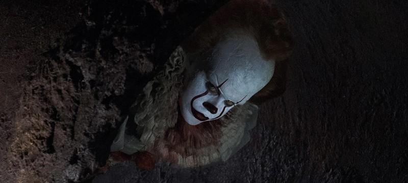 """Новый пугающий трейлер """"Оно"""""""