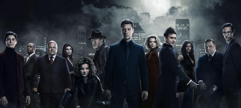 Fox продлила Gotham на четвертый сезон