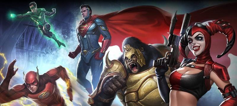 Injustice 2 вышла на мобильных устройствах