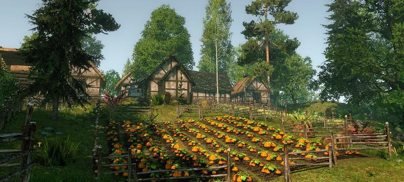 Деревнестроительный симулятор Life is Feudal: Forest Village выходит в конце мая