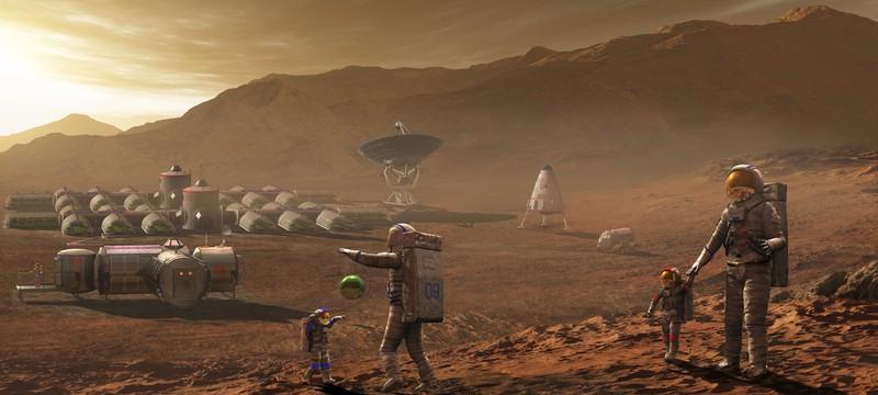 Анонс Surviving Mars — колонизация Марса от разработчиков Tropico