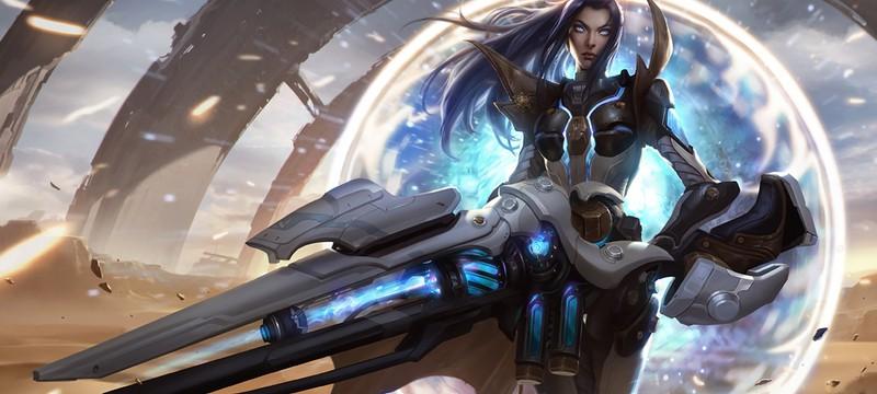 Riot рассматривает введение голосового чата в League of Legends