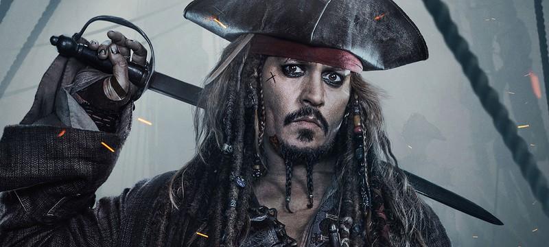 """Слух: """"Пираты Карибского моря 5"""" в заложниках у интернет-пиратов"""