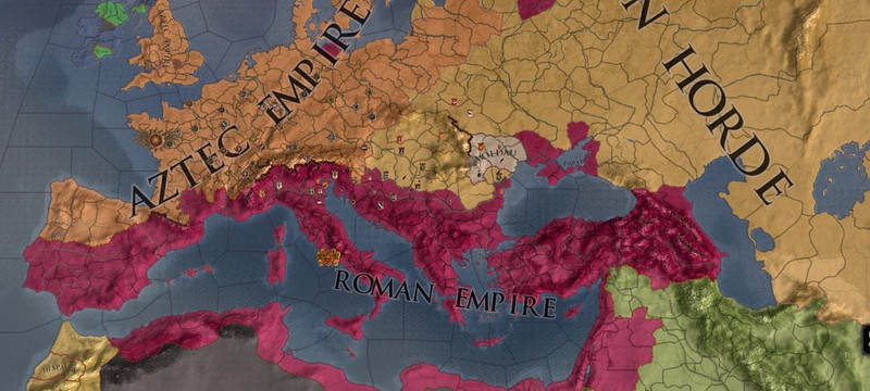 Мир Crusader Kings 2 расширится на восток