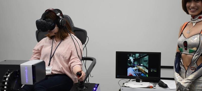 Заберись в кабину Evangelion с новым VR от Namco Bandai