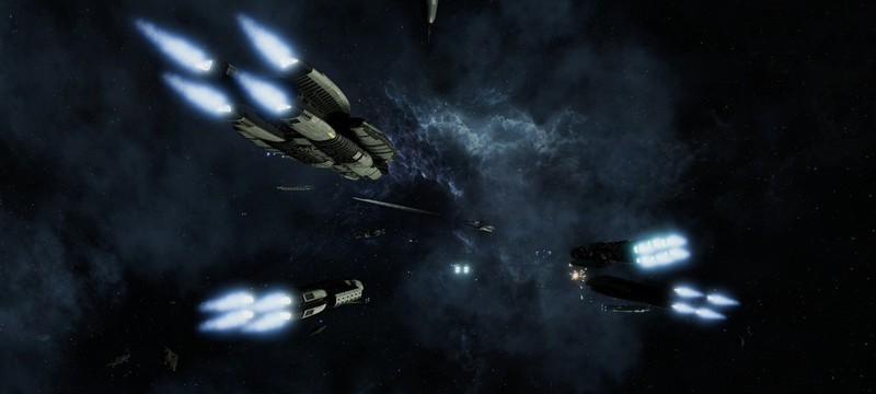 Анонсирована стратегия Battlestar Galactica Deadlock