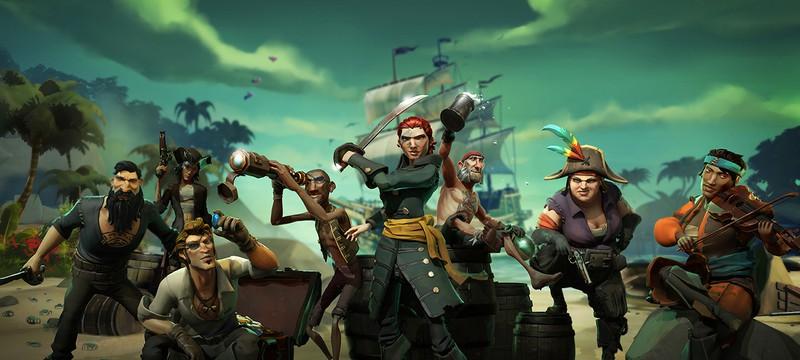 Техническая альфа Sea of Thieves на PC в выходные