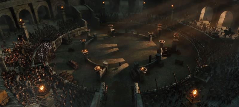 Новый трейлер Middle-Earth: Shadow of War посвящен открытому миру
