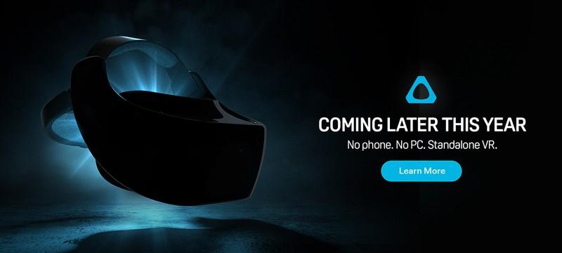 Google, HTC и  Lenovo выпустят беспроводной VR-девайс