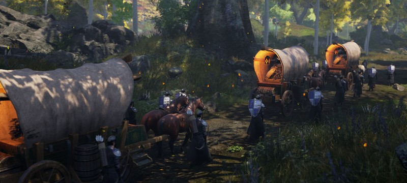 Краудфандинг MMO RPG Ashes of Creation преодолел $2 миллиона
