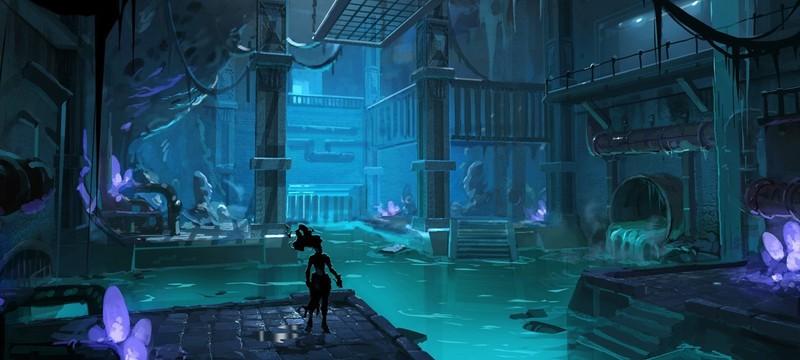 Новые монстры и локации на концепт-артах Darksiders 3