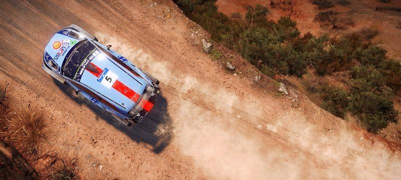 Анонсирующий трейлер WRC 7 — нового ралли-симулятора от студии Kylotonn
