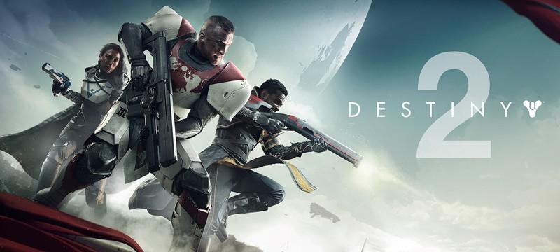 Анимированные постеры персонажей Destiny 2