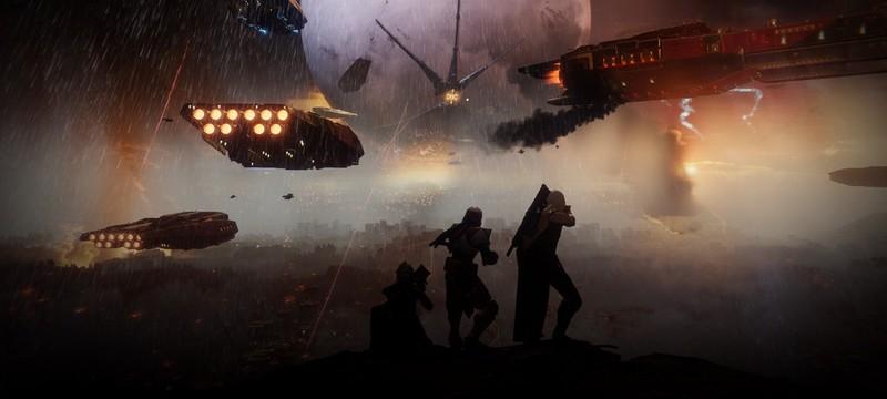 Первый геймплей Destiny 2