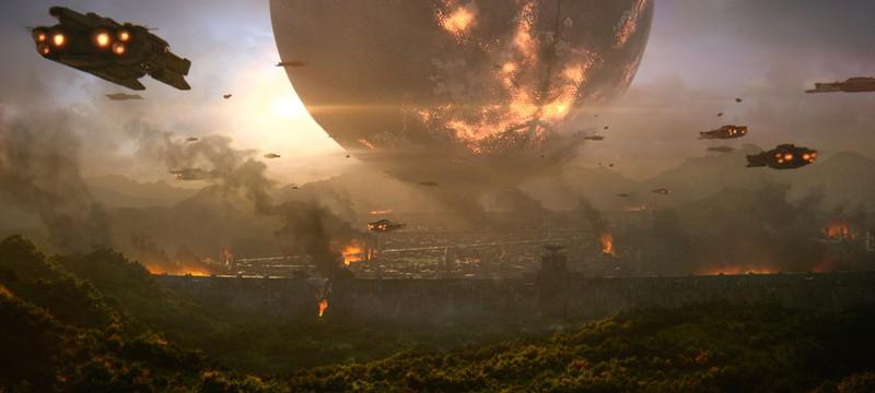Геймплейный трейлер Destiny 2