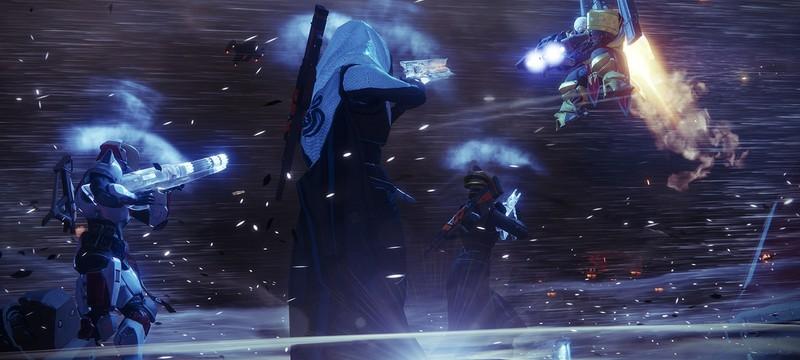 Пачка скриншотов Destiny 2