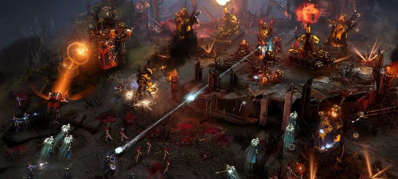 Warhammer 40k: Dawn of War 3 появится на Mac и Linux в июне