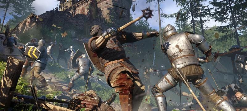 Kingdom Come: Deliverance будет поддерживать PS4 Pro с улучшенной графикой