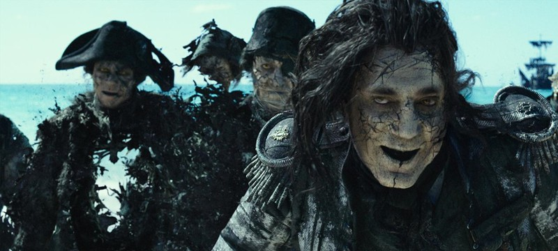 Джонни Депп лично отклонил идею злодея-женщины в Pirates of the Caribbean 5