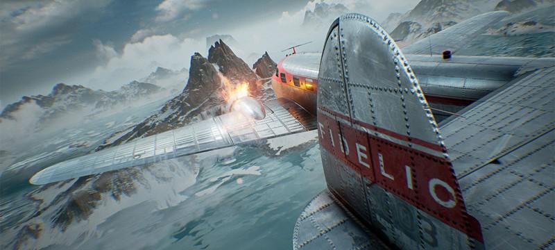 Неожиданная сюжетная инди-игра от арт-директора God Of War 3