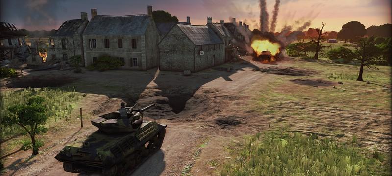 Релизный трейлер стратегии Steel Division: Normandy 44
