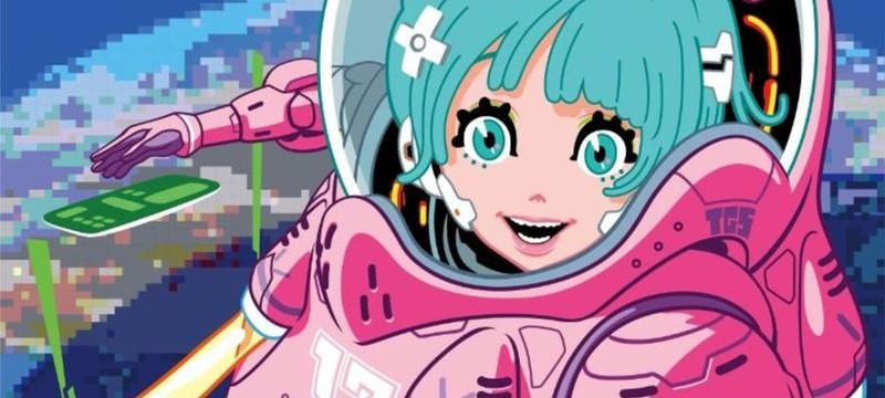 Официальный персонаж Tokyo Game Show 2017