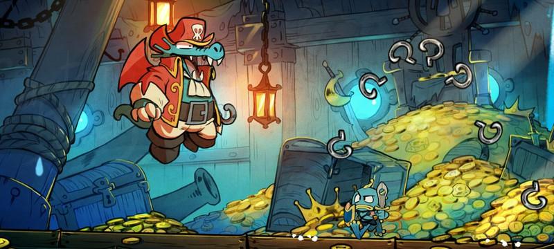 Красочный ремейк классической Wonder Boy выйдет на PC в июне
