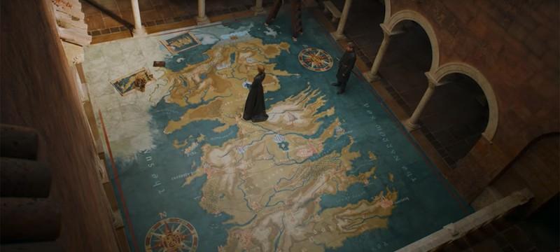 Официальный трейлер седьмого сезона Game of Thrones