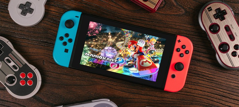 Акции Nintendo достигли максимума со времен Wii