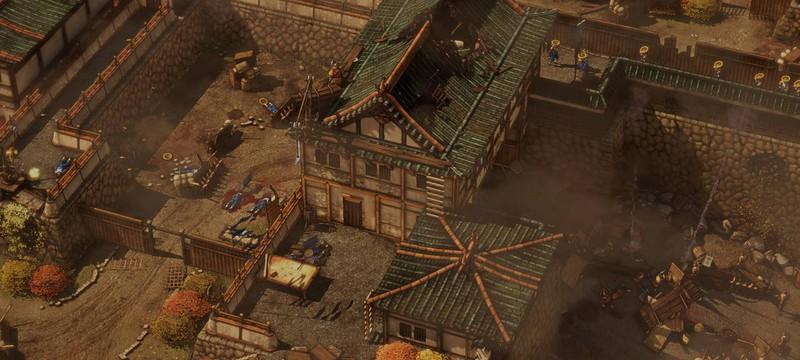 Shadow Tactics: Blades of the Shogun выйдет на консолях в конце июля