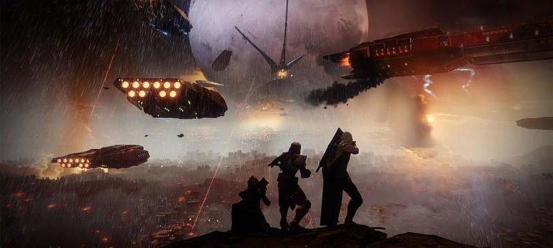 Консольная версия Destiny 2 могла потянуть 60fps, но на выделенных серверах