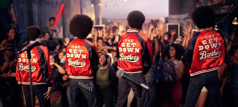 Netflix закрыл музыкальный сериал The Get Down