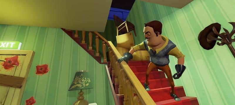 Hello Neighbor выйдет в конце августа, анонс версии для Xbox One